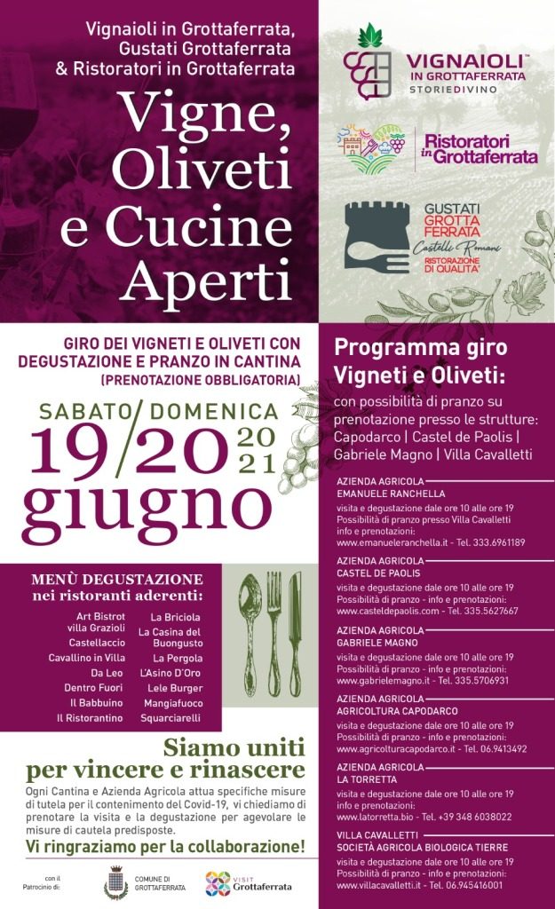 vigne, oliveti e cucine aperti loc. def